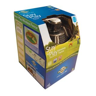 Petsafe Stay & Play Wireless Fence (Extra Flex Probes Included