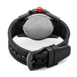 Red Line Mens Boost Black Silicone Watch