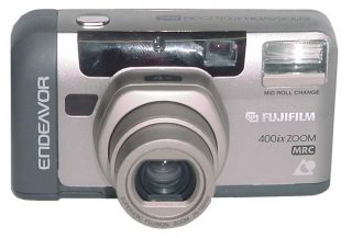 Fuji Endeavor 400ix 25 100mm Zoom APS Camera (Refurbished)