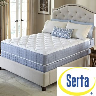 Serta Revival Firm Twin Size Mattress and Foundation Set Compare $420