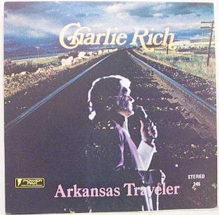 arkansas traveler POWER PAK 245 (LP vinyl record) CHARLIE RICH Music