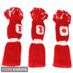 Pro Source Golf Club Knit Headcovers (Set of 3) Today $21.99