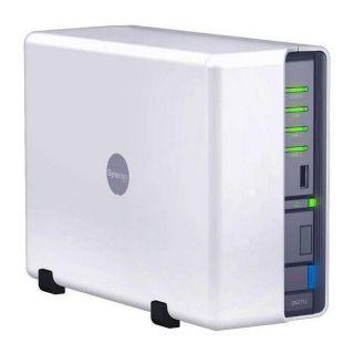 SYNOLOGY   Boitier reseau NAS DiskStation DS 211J   Ideal pour les