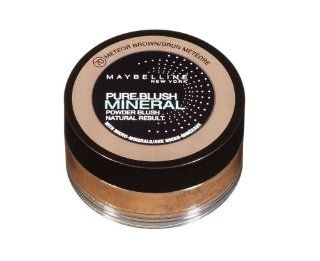 Maybelline Jade Pure Blush Mineral, Puder Rouge, 70 meteor brown