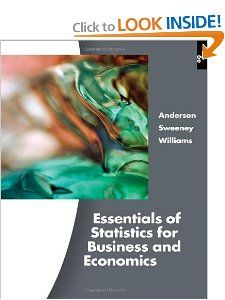 Essentials of Statistics for Business and Economics (with Online