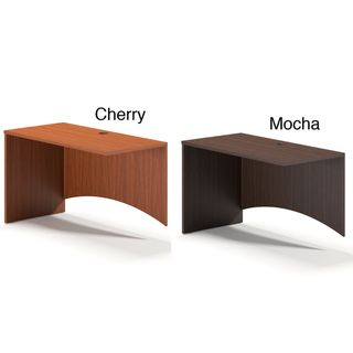 Mayline Brighton Series 36 inch Return for Brighton Desk or Credenza