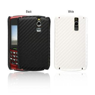 Carbon Fiber BlackBerry Curve 8300/ 8330 Rear Fabric Case