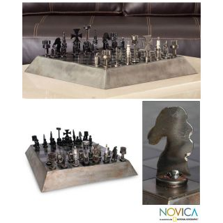 Part Chess Set (Mexico) Today $173.99 4.4 (5 reviews)