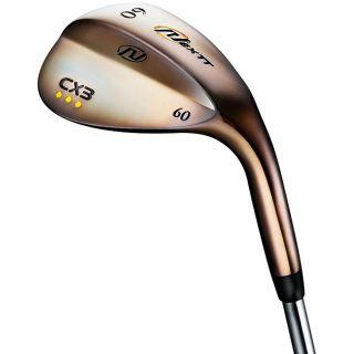 Nextt Golf CX3 Tour Series Dark Pearl Copper Finish Wedge Club See