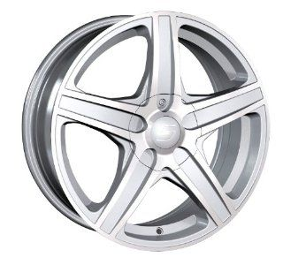 S48 (248) (Hyper Silver w/ Machined Face) Wheels/Rims 5x100/105 (248