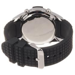 Unlisted Mens Rubber Strap Digital Watch
