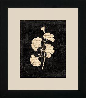 Yuna Decoupage I Framed Print Art