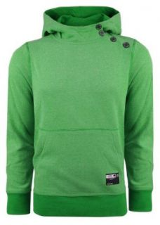 Jack and Jones Kapuzenpullover Zak Sweat Hoodie, grün: