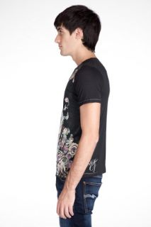 Elvis Jesus Bowie 2 T shirt for men