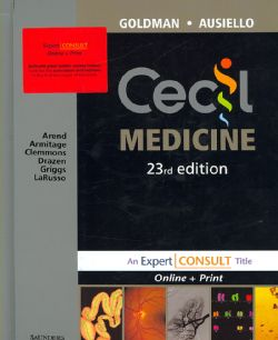 Goldman`s Cecil Medicine (Mixed media product)