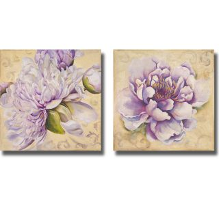 Patricia Pinto In Bloom I and II 2 piece Canvas Art Set Today $79