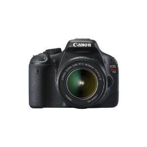Canon EOS T2i Rebel SLR Digital Camera with Canon 18 55mm