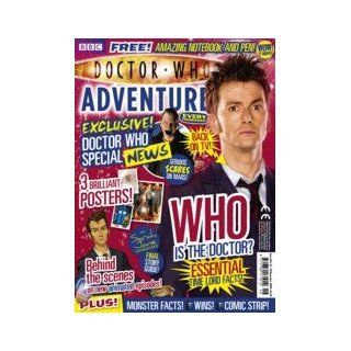 Doctor Who Adventures Magazine #141   Plus FREE Notebook