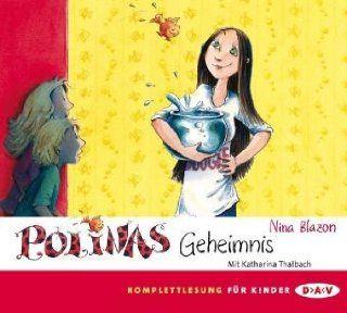 Polinas Geheimnis Nina Blazon, Katharina Thalbach Bücher