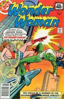 Wonder Woman #251 Orana   The New Wonder Woman Dies HARRIS