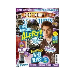 Doctor Who Adventures Magazine #138   Plus FREE Weeping