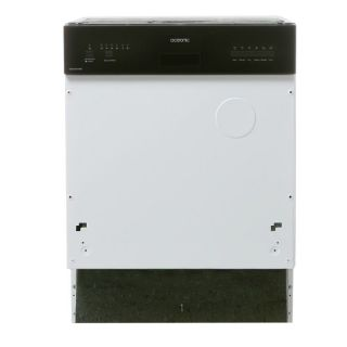 OCEANIC LVE1245B   Lave vaisselle semi intégrable   Achat / Vente