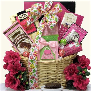 Mothers Day Chocolate and Sweets Gift Basket