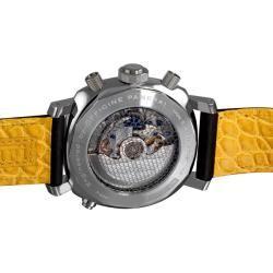 Panerai Ferrari Mens Scuderia Rattrapante Split Chronograph Watch