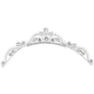 Tacori Bridal Evening Sterling Silver Tiara