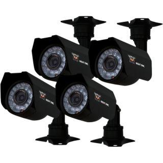 Night Owl CAM 4PK S420 Surveillance/Network Camera   Color