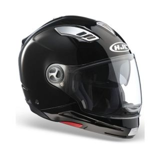 Casque HJC IS Multi Noir Brillant   Achat / Vente CASQUE Casque HJC IS