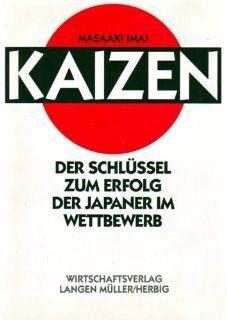 Kaizen. Der Schlüssel zum Erfolg der Japaner im Wettbewerb.