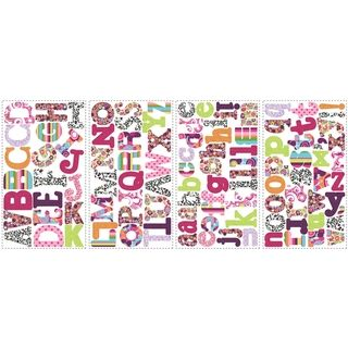 Boho Letters Peel & Stick Wall Decals