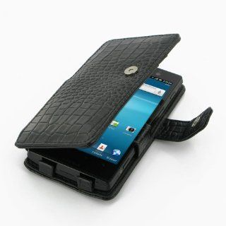 Sony Xperia Ion Leather Case   Book Type   LT28i