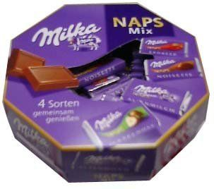 Milka Naps Mix, 138g Grocery & Gourmet Food