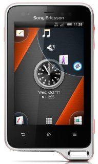 Sony Ericsson Xperia active Smartphone 3 Zoll schwarz