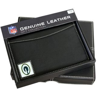 Green Bay Packers Leather Passport Organizer