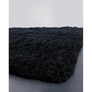 Handmade Bella Wool Shag Rug (8 x 11)