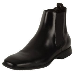 Prada Mens Chelsea Boots