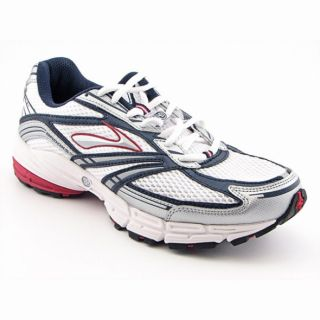 Brooks Mens Silver Defyance 3 Running Shoes (Wide)