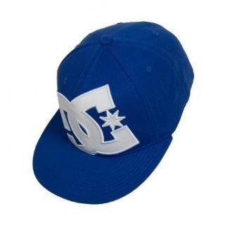 DC YA HEARD 2 Flexfit Cap, blau Bekleidung