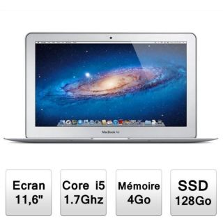 Apple MacBook Air 11 (MD224F/A)   Achat / Vente ORDINATEUR PORTABLE