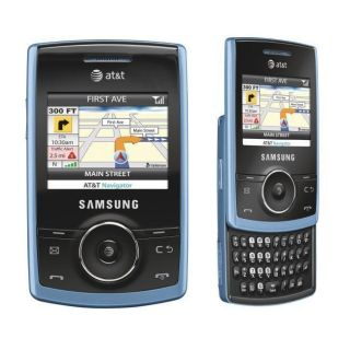 Samsung Propel A767 Blue Unlocked Cell Phone (Refurbished)