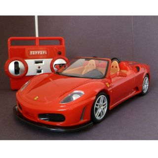 MJX Ferrari F430 Spider RTR 4 band Remote Control Car