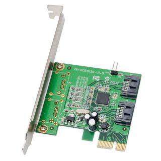 SYBA SATA III 2 port internal PCI Express RAID Controller Card