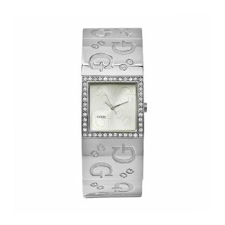 Guess Womens G Mix Stainless Steel Watch