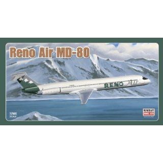 Minicraft Models Reno Air MD 80 1/144 Scale Toys & Games