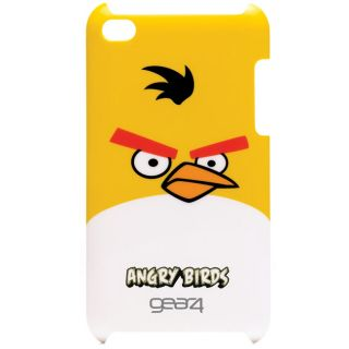Gear4 TCAB402 Angry Birds Yellow Case For iPod Touch 4th Generation