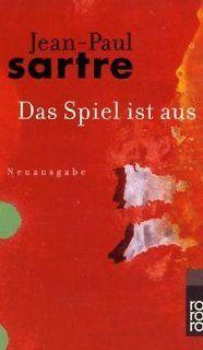 Das Spiel ist aus Jean Paul Sartre, Alfred Dürr Bücher