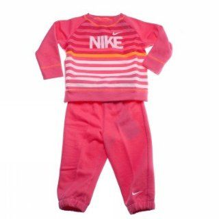 Nike Gift Pack Warm Up 437239 621 Jungen Jogging Anzug Rose [24 36